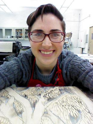Lena FB and Gmail profile photo Sp16